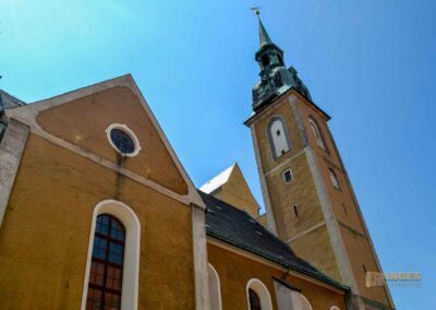 Petrikirche Silberstadt Freiberg