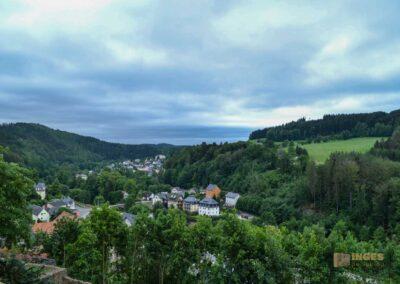 Scharfenstein im Erzgebirge