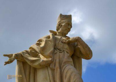 Der hl. Franziskus v. Borgia auf der Karlsbrücke