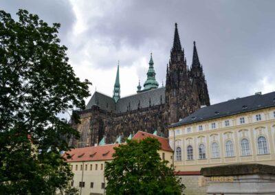 St. Veits Dom in Prag