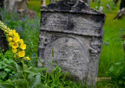 Alter jüdischer Friedhof in Prag