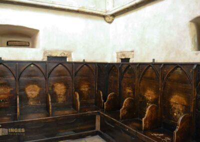 Altneu-Synagoge in der Prager Josefstadt
