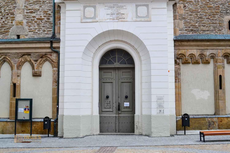 Nikolaikirche Silberstadt Freiberg