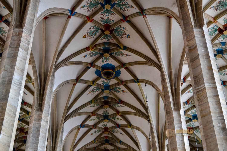 Langhaus Dom St. Marien zu Freiberg