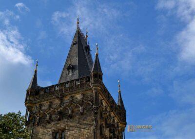 Pulverturm in der Prager Altstadt