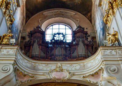 Die St. Ägidius Kirche (Kostel sv. Jiljí) in der Prager Altstadt