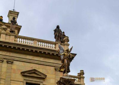 Rudolfinum in der Prager Altstadt