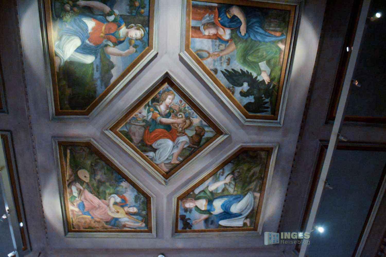 Venussaal Schloss Augustusburg