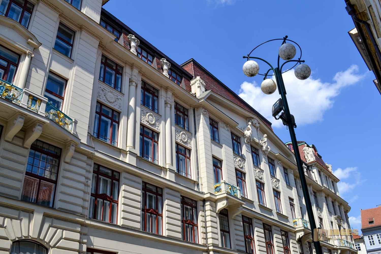 Neues Rathaus Prag