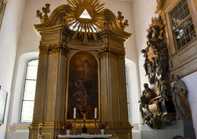 Kirche Sankt Nikolai in Lübbenau im Spreewald