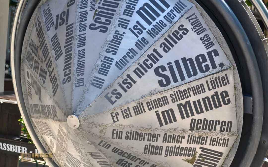 Ein Bummel durch die Silberstadt Freiberg