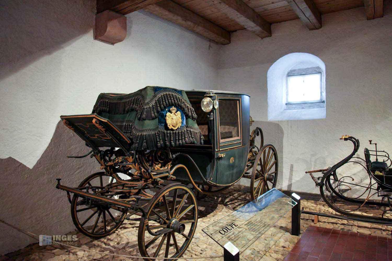 Kutschenmuseum auf Schloss Augustusburg