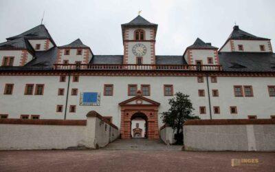 Auf Schloss Augustusburg