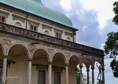 Lustschloss im Königsgarten bei der Prager Burg