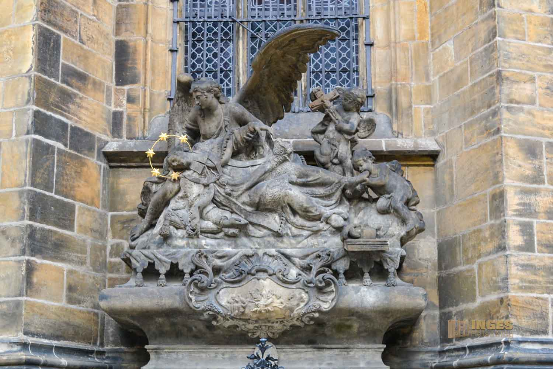 hl. Nepomuk Veitsdom in Prag