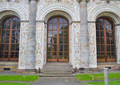 Ballhaus im Königsgarten bei der Prager Burg