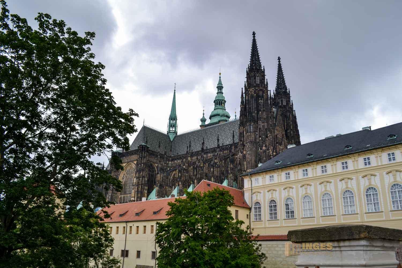 St. Veits Dom Prag