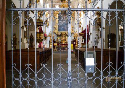 Malteserkirche St. Maria unter der Kette auf der Prager Kleinseite