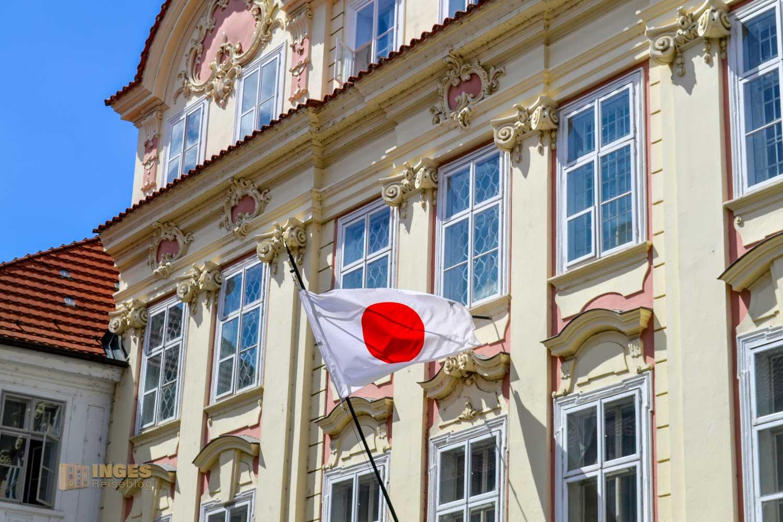 Botschaftsgebäude Prager Kleinseite (Malá Strana)
