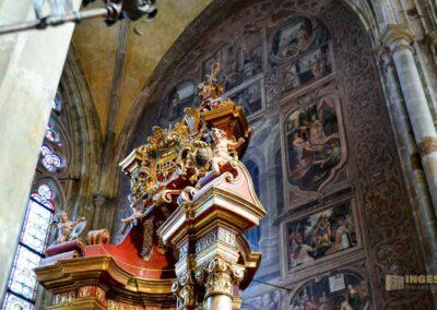 St. Sigismund Kapelle im Veitsdom in Prag