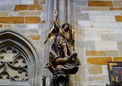 Im Veitsdom in Prag