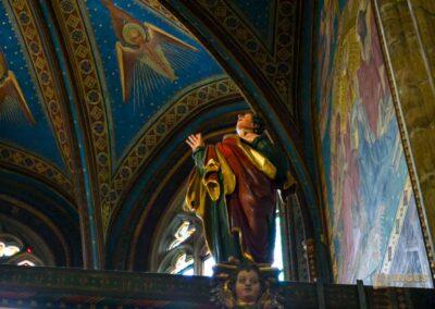 Seitenkapellen im Veitsdom in Prag