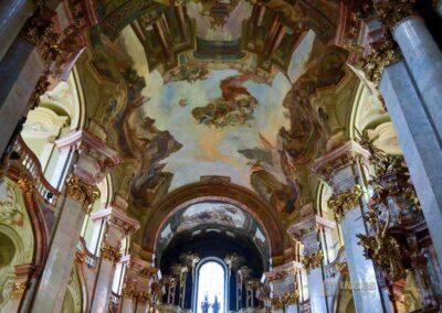 St.-Nikolaus-Kirche auf der Prager Kleinseite