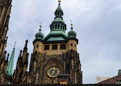 Südturm Veitsdom in Prag