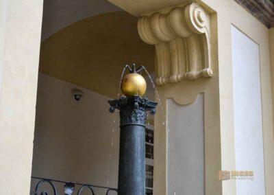 Alter Königspalast auf der Prager Burg