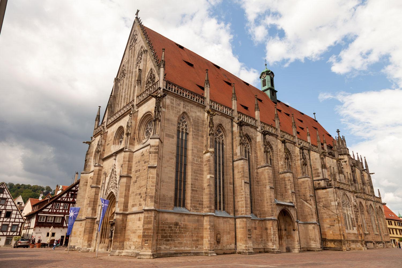 Hl. Kreuz-Münster in Schwäbisch Gmünd