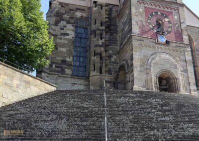 Kirche St. Michael in Schwäbisch Hall