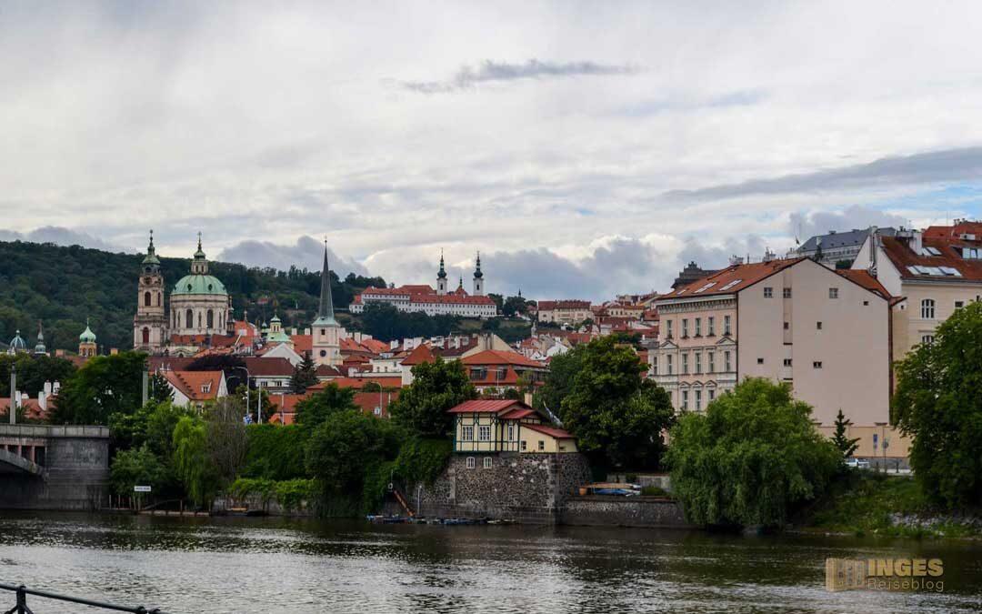 Die Prager Kleinseite (Malá Strana) – kompakt