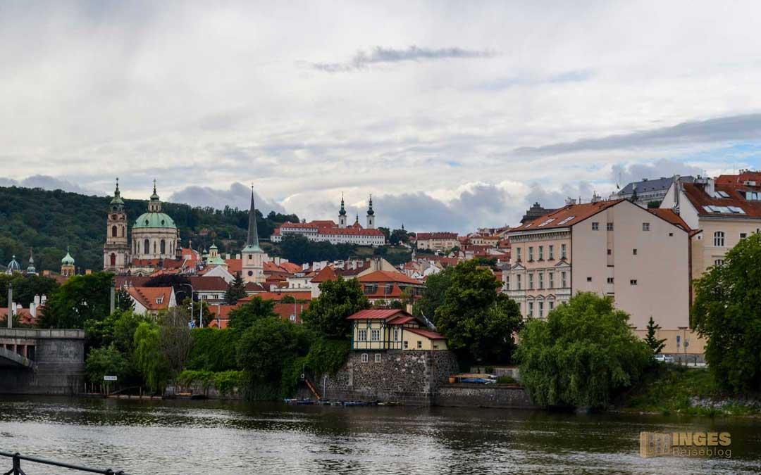 Prager Kleinseite (Malá Strana)