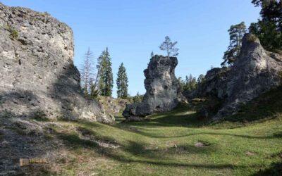 Im Felsenmeer Wental