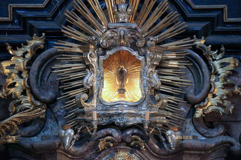 In der St.-Nikolaus-Kirche auf der Prager Kleinseite
