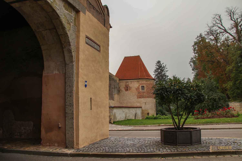 Baldinger Tor in Nördlingen