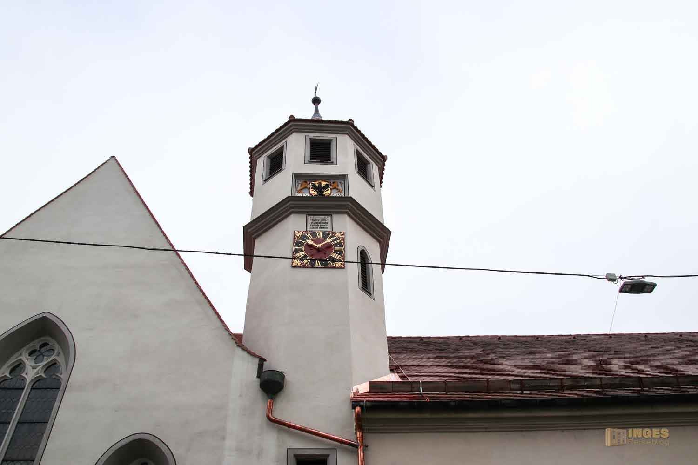 Heilig-Geist-Spital in Nördlingen