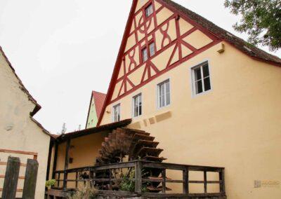 Neumühle in Nördlingen