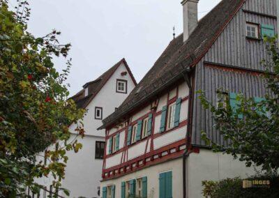 Mühlgasse in Nördlingen