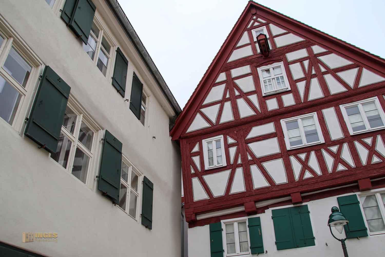 Judengasse in Nördlingen