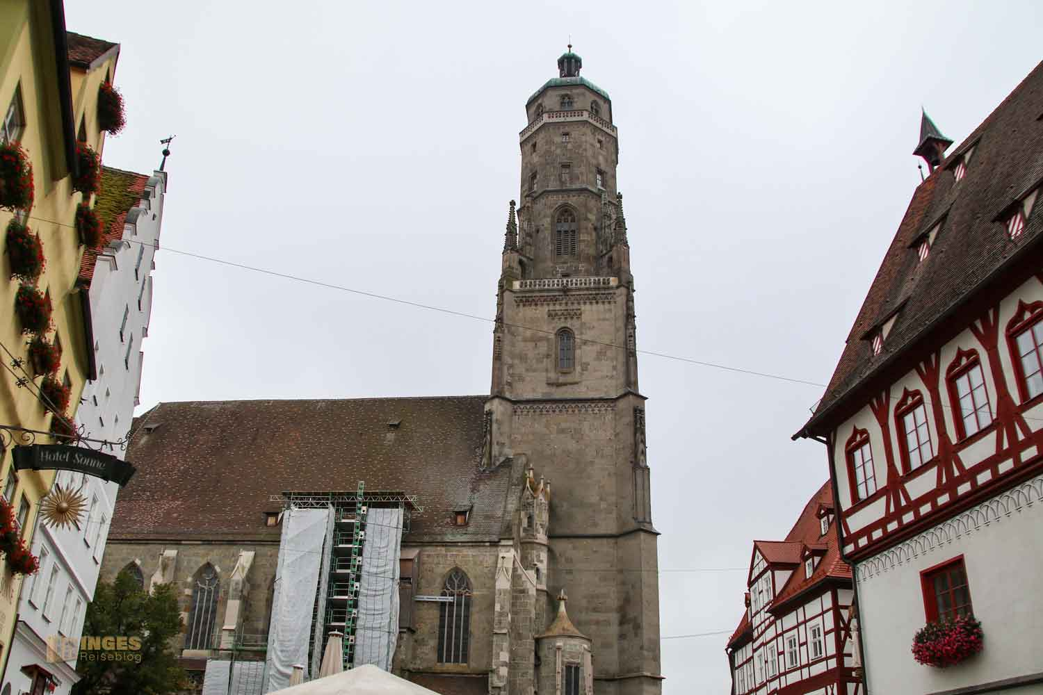 Münster St. Georg in Nördlingen