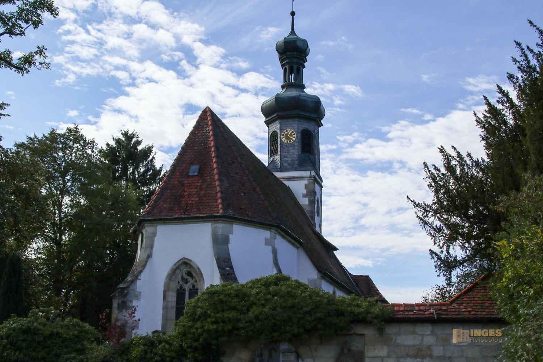 Ulrichskapelle im Kloster Adelberg