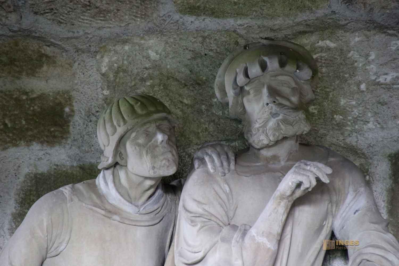 Ölberg bei der Ulrichskapelle im Kloster Adelberg