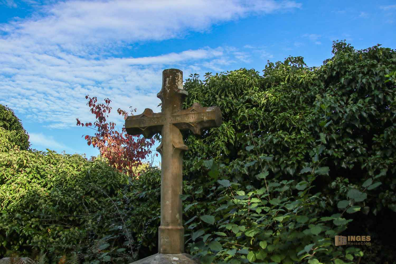 Friedhof bei der Ulrichskapelle im Kloster Adelberg