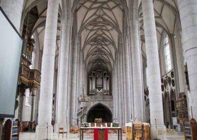 Hauptorgel in St. Georg in Nördlingen