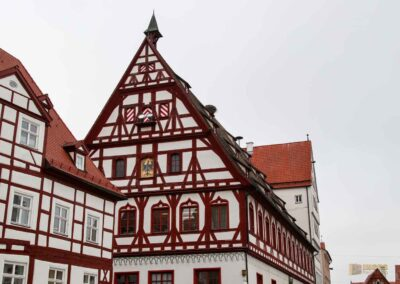 Brot- und Tanzhaus in Nördlingen