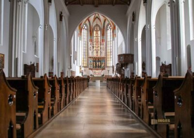 St. Salvator Kirche in Nördlingen