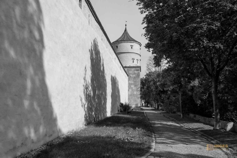 Feilturm in Nördlingen
