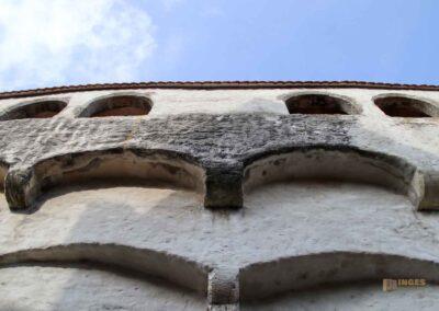 Stadtmauerrundgang in Nördlingen