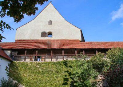 Unterer Wasserturm in Nördlingen